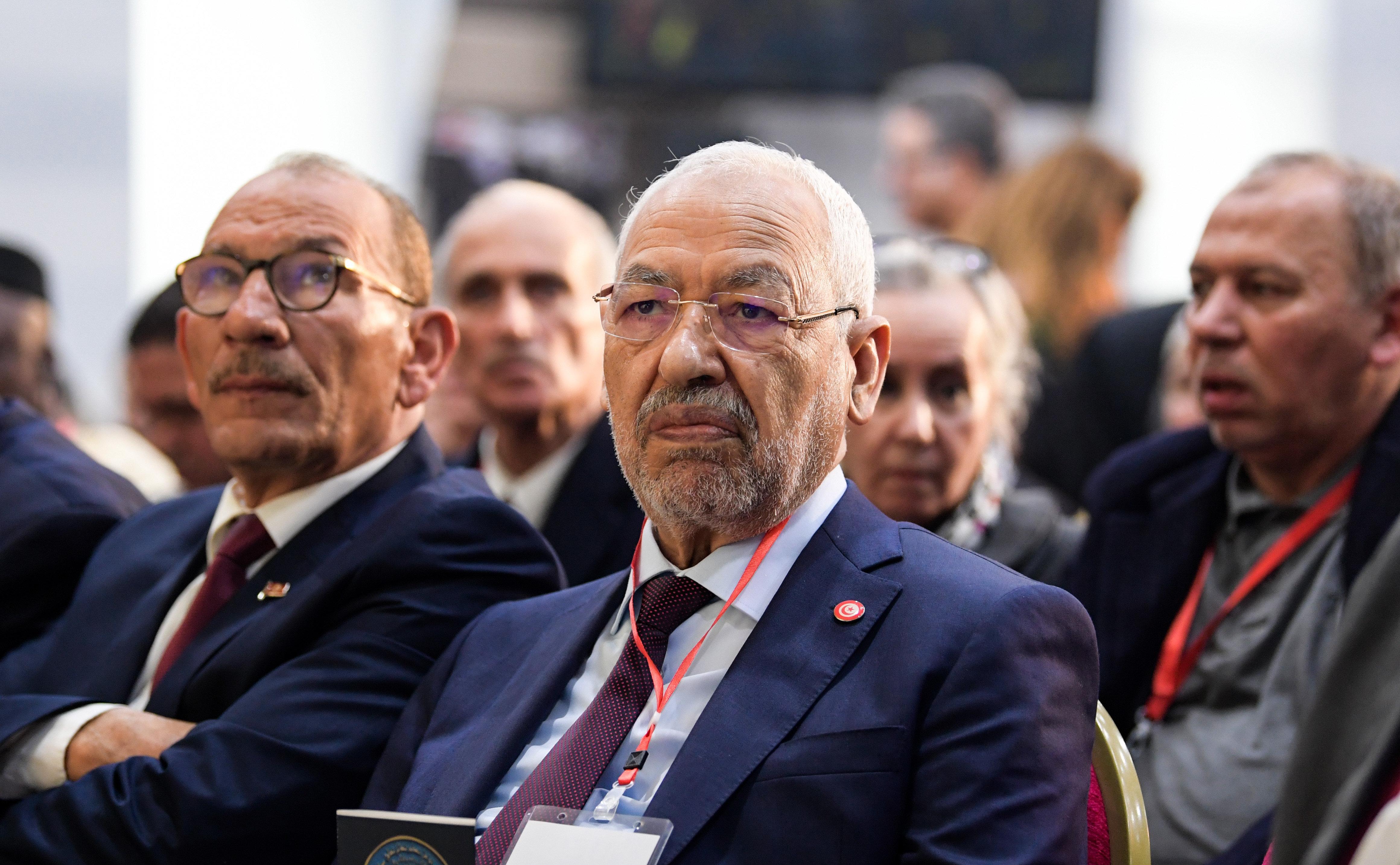 Conspué à Moknine, Rached Ghannouchi évoque