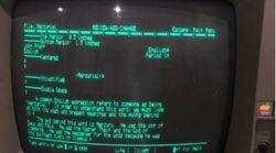 Βρήκε ένα «αρχαίο» Apple IIe μετά από 30 χρόνια - που δουλεύει μια