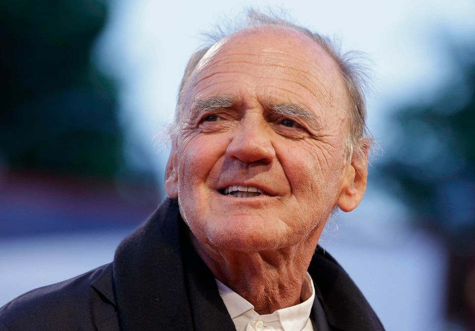 "Bruno Ganz, the Swiss actor who portrayed Adolf Hitler in Oscar-nominated film ""Downfall"" and the kindly grandfat"