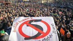 De Kherrata à Paris, les Algériens manifestent contre le 5ème mandat de