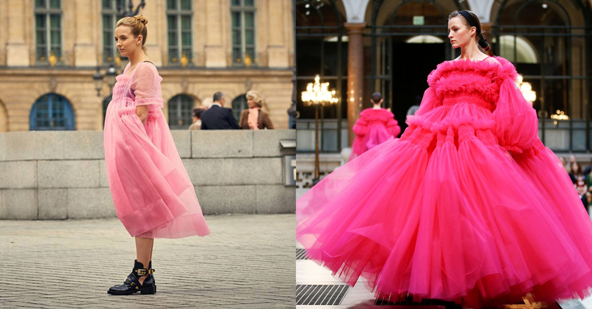 890aaf1438 Killing Eve Tulle Dress Inspiration: How To Get The Molly Goddard Look