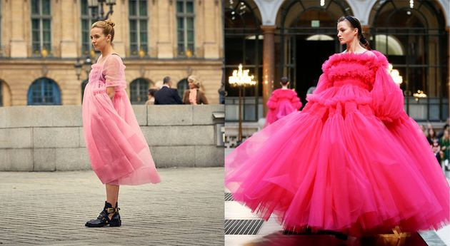 Killing Eve Tulle Dress Inspiration How To Get The Molly
