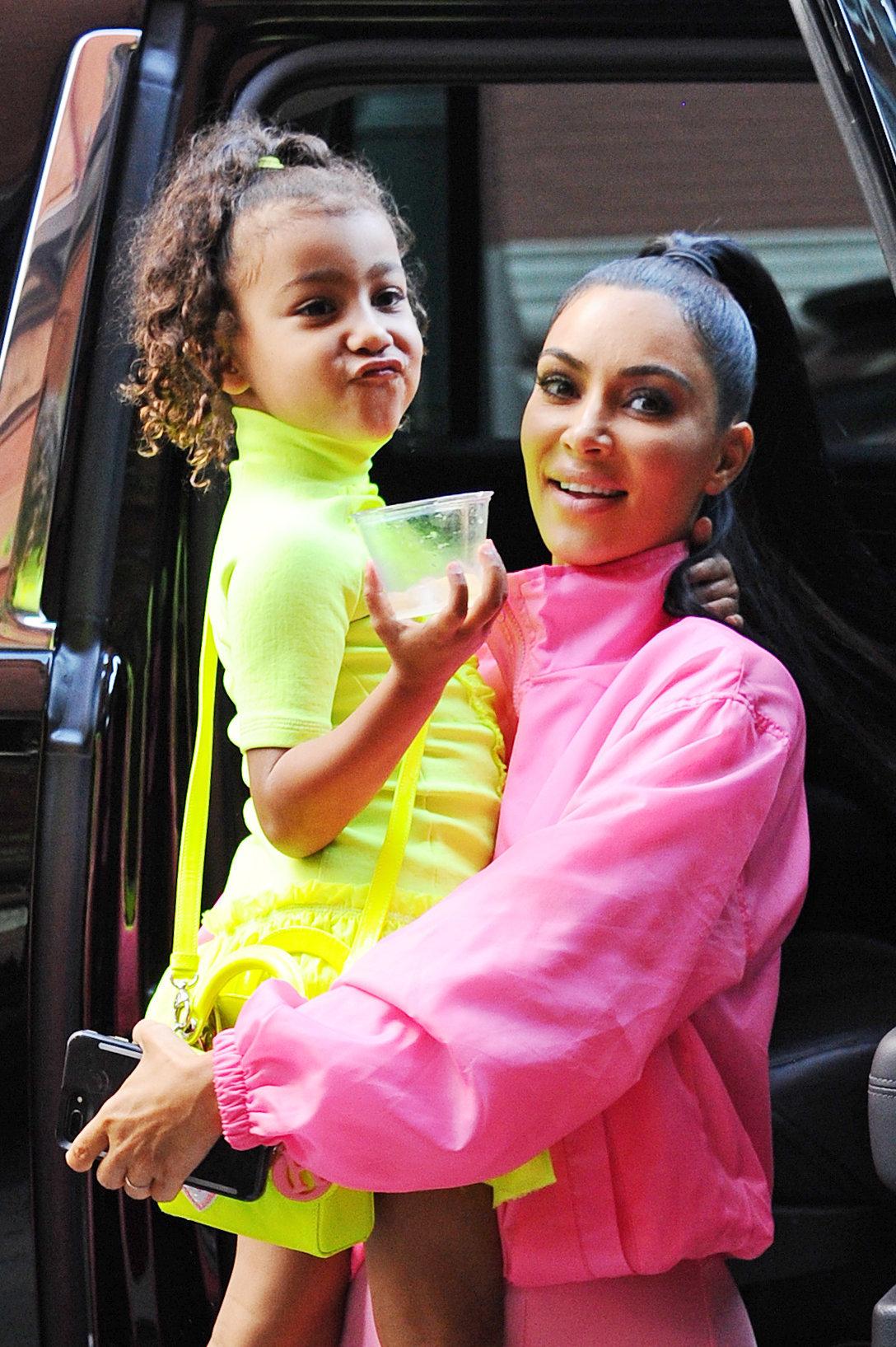 Kardashian Dating rapper figlia che risale un non cristiano