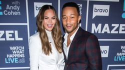 Chrissy Teigen's Petty Fight With John Legend Over Pizza Rolls Is