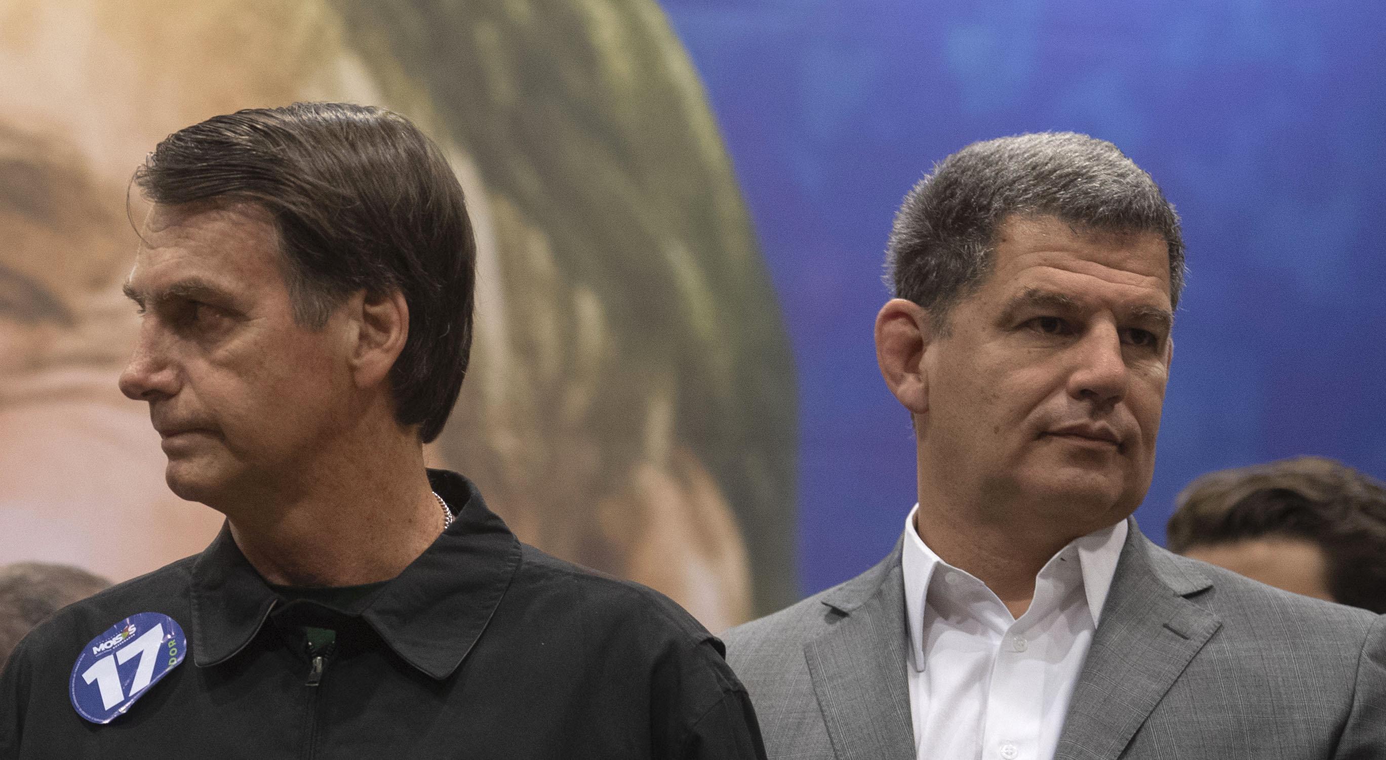 Gustavo Bebianno é primeiro ministro a deixar governo
