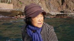 Η γηραιά, μοναδική κάτοικος σε ένα σύμπλεγμα νησιών που διεκδικούν Ν. Κορέα και