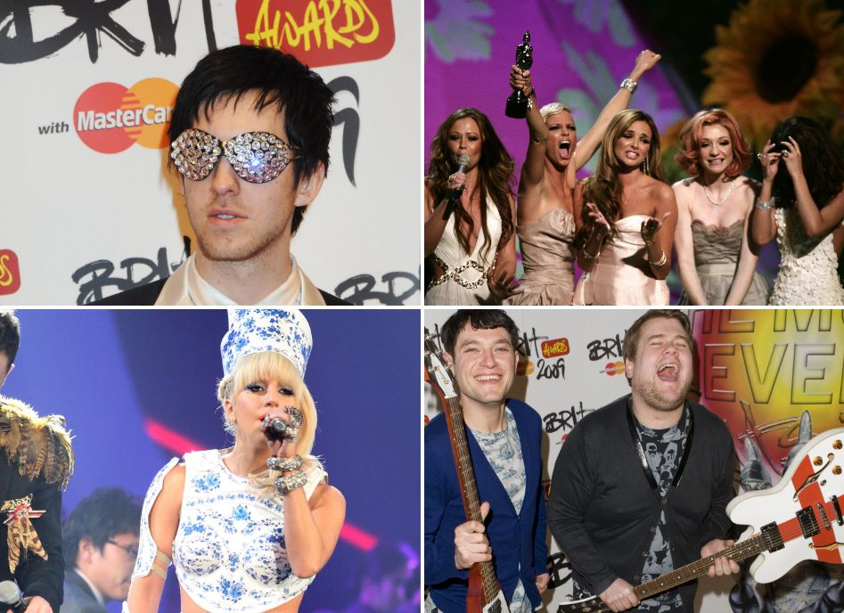 We Refuse To Accept These Brit Awards Moments All Happened 10 Years