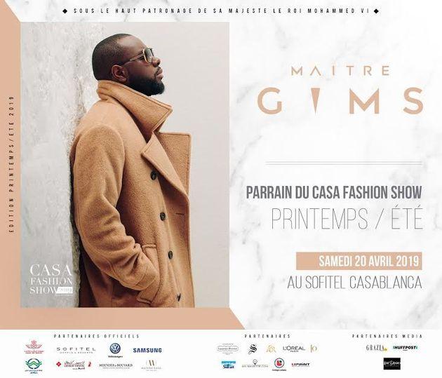 Maître Gims, Iris Mittenaere, Vitaa... Le Casa Fashion Show annonce ses têtes