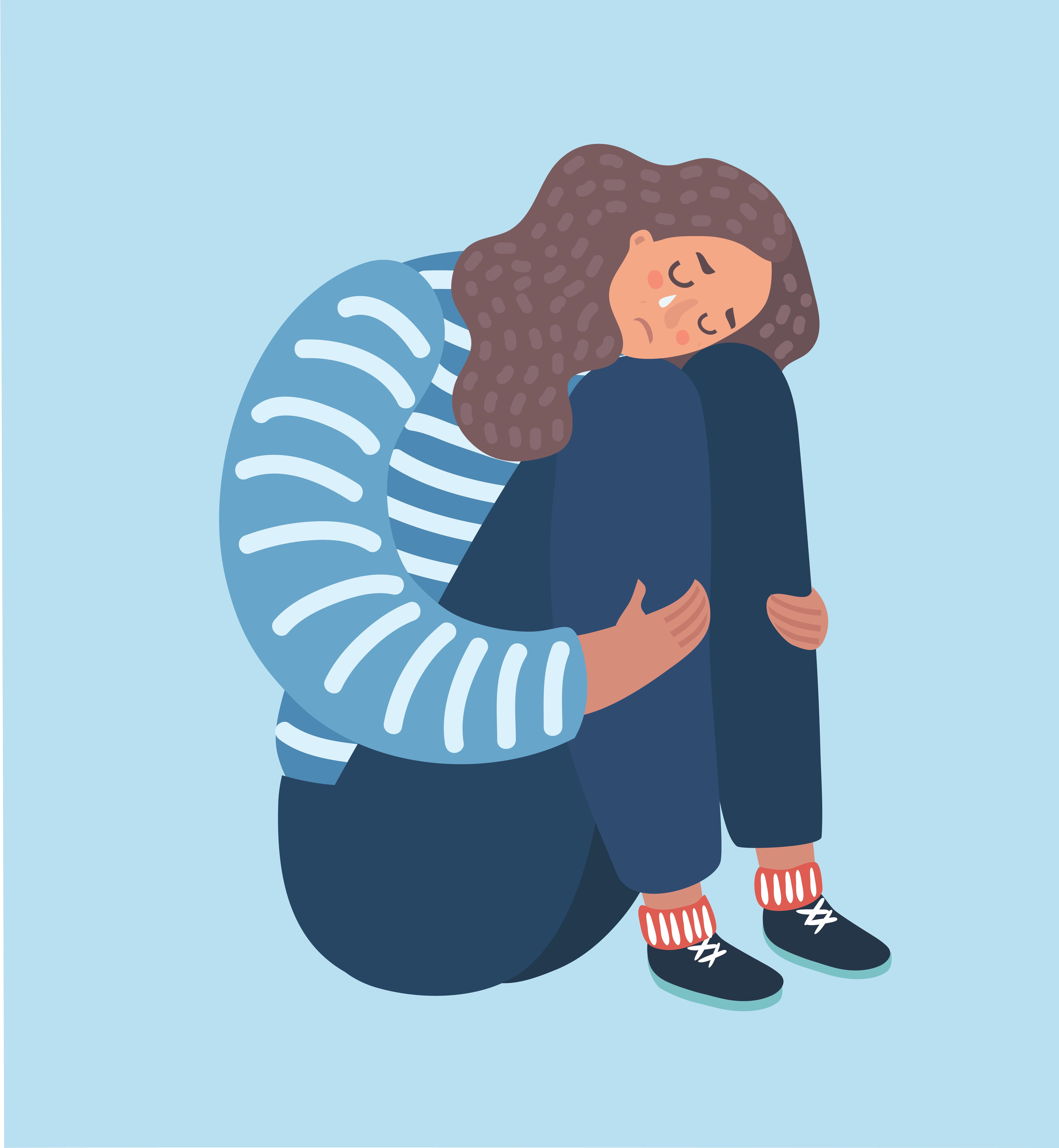 Ansiedade e ataque de pânico: Qual a diferença entre
