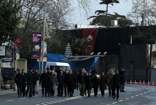 Αρνήθηκε τις κατηγορίες ο βασικός ύποπτος για την τρομοκρατική επίθεση στο κλαμπ Reina της Κωνσταντινούπολης