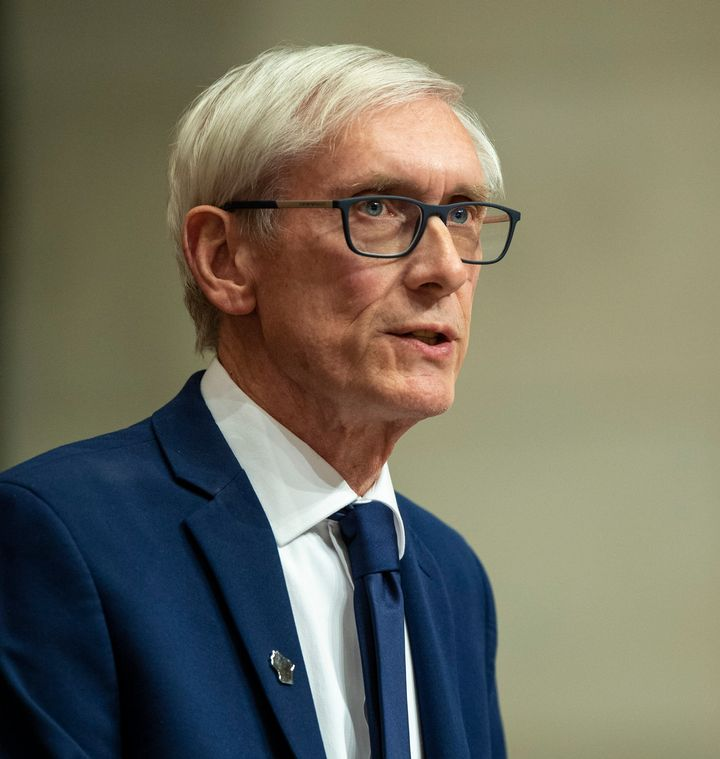 Wisconsin Gov. Tony Evers announced a proposal on Monday that would legalize medical marijuana and decriminalize possession o