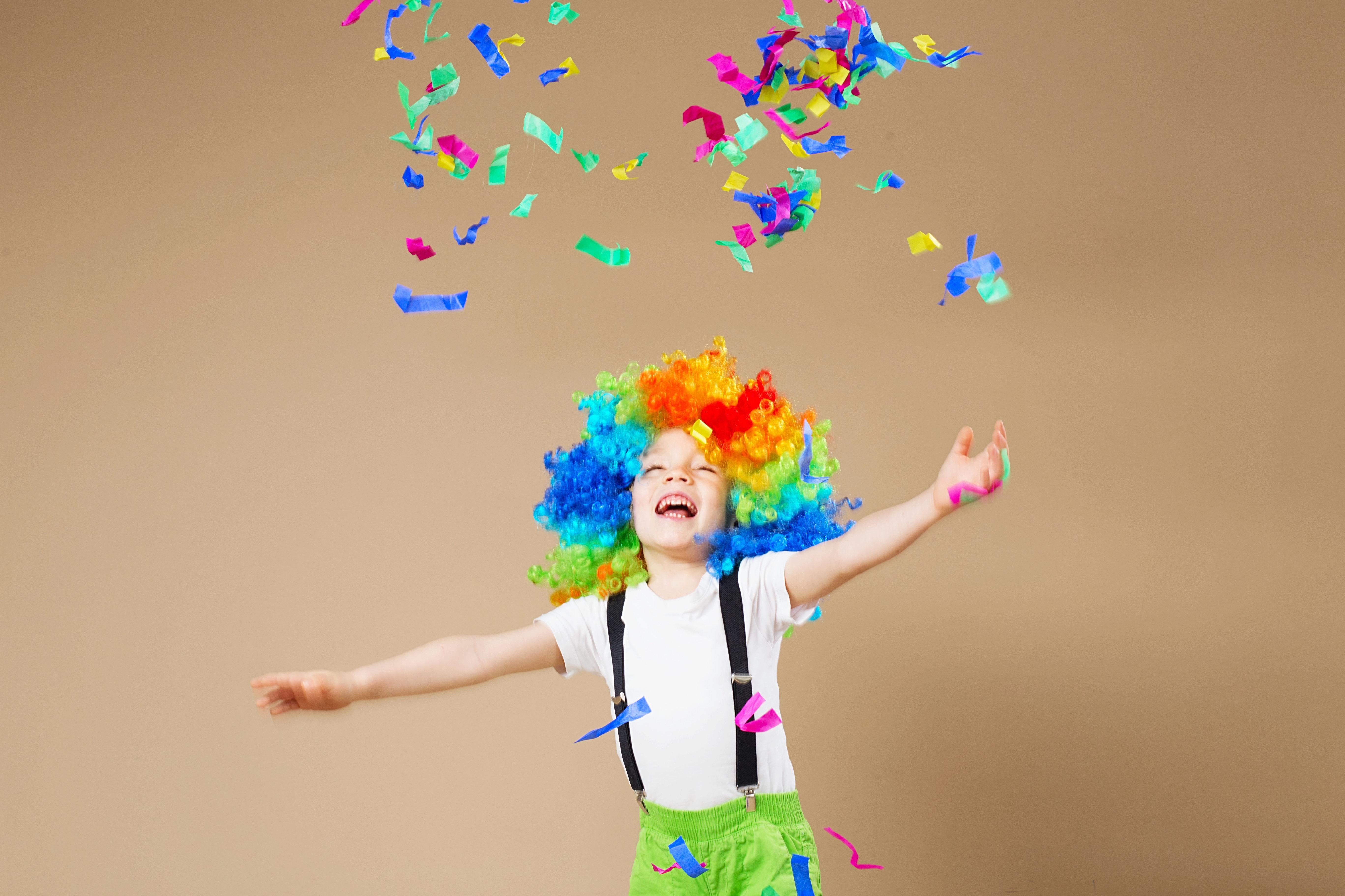 11 ideias criativas de fantasias para as crianças fáceis de fazer em