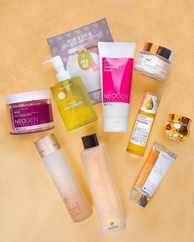 The 10 Steps To Mastering A Morning Korean Skin Care