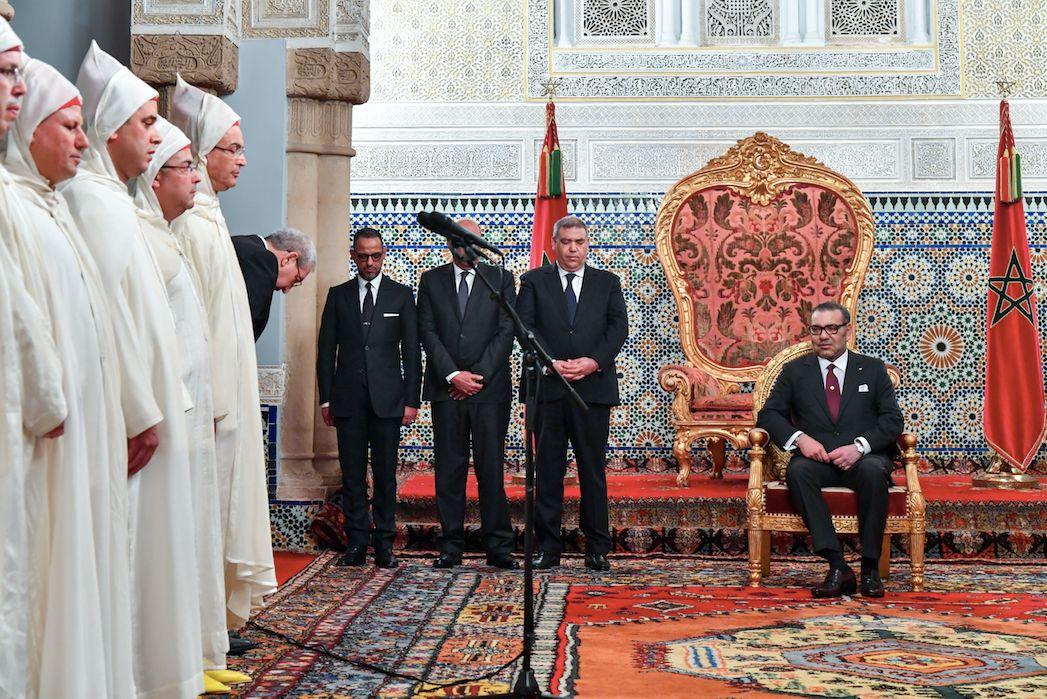 Voici les nouveaux walis et gouverneurs reçus par le roi Mohammed