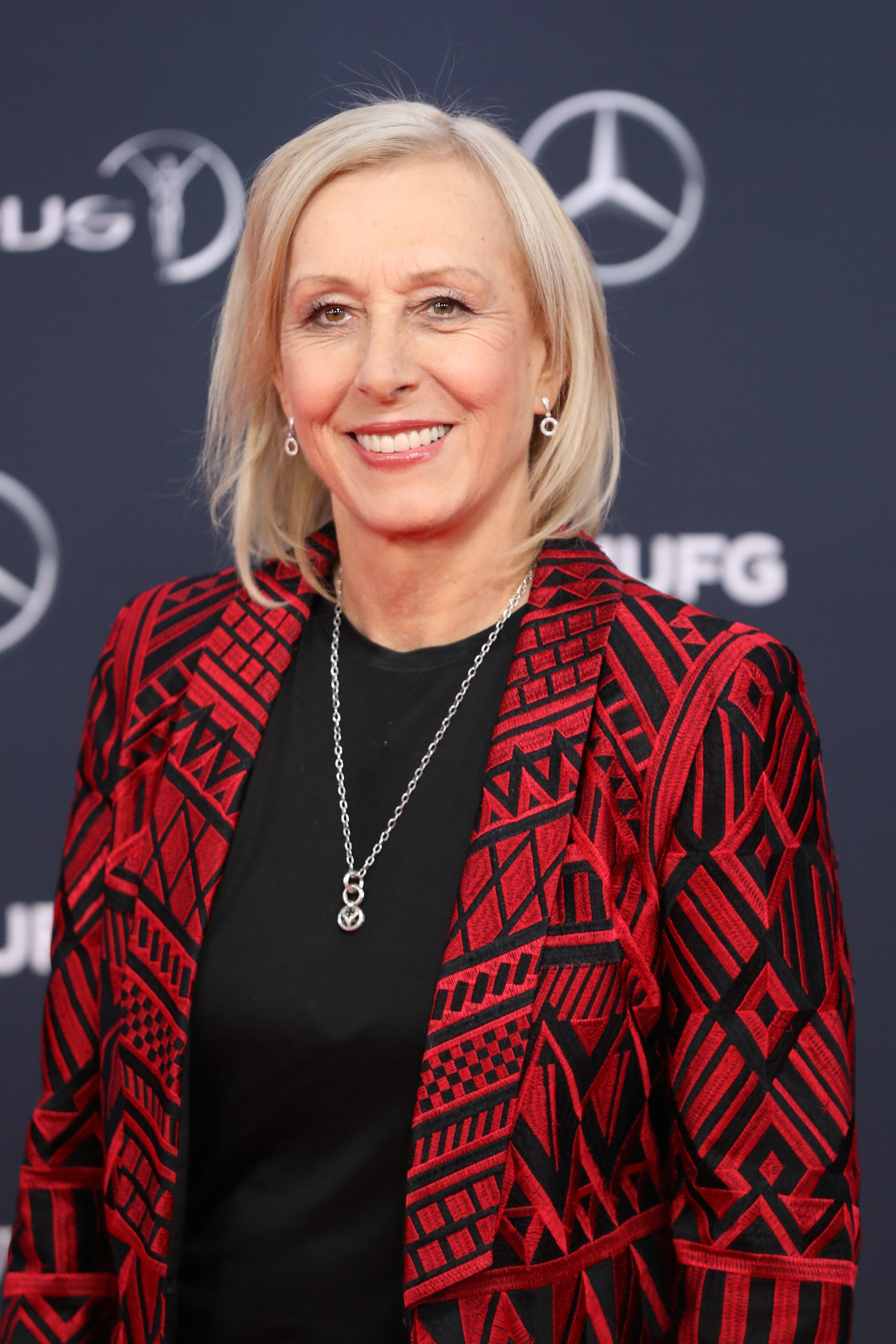 """Martina Navratilova angered LGBTQ activists when she claimed it was """"insane"""" for transgender women to be allowed to compete i"""