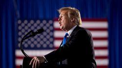 트럼프의 '국가비상사태'에 대한 여론은 별로 좋지