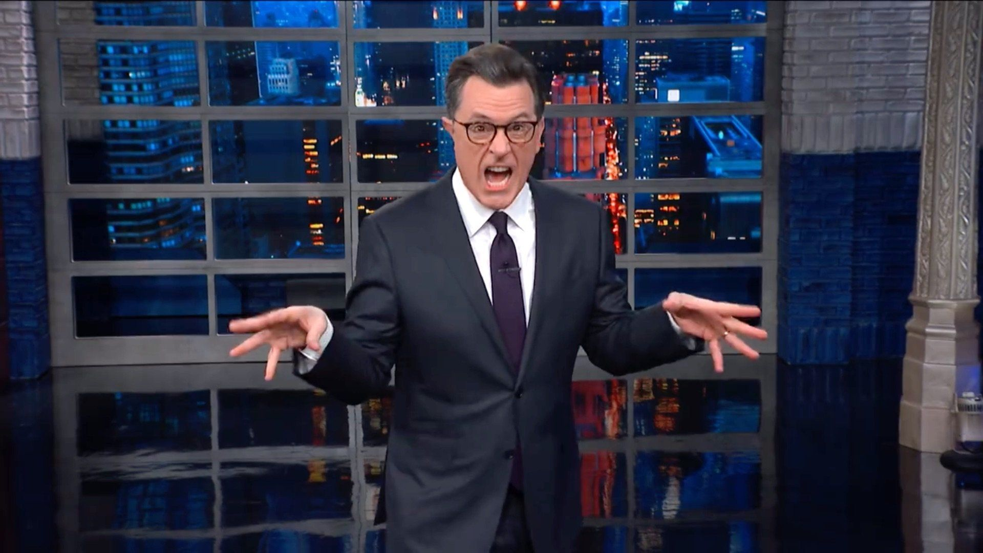 Stephen Colbert Reveals How Trump Just Ticked Off A Whole New Set Of People