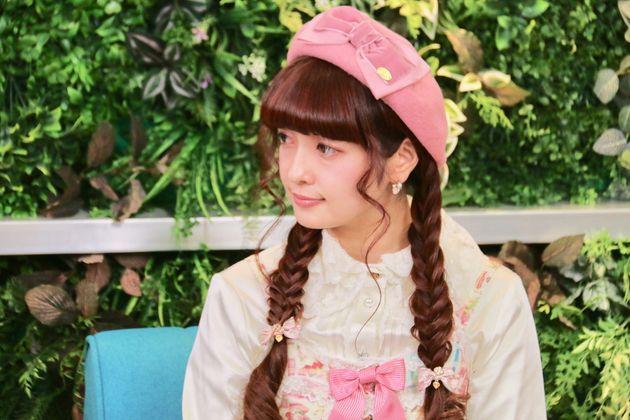 """「一生、ロリータやめない」 35歳、青木美沙子は""""年相応のファッション"""""""