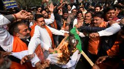 Bajrang Dal To Kashmiris: Return After Raising India Flag In Every