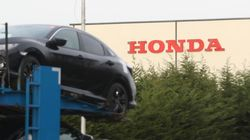 Honda Has Confirmed It Will Close Its Swindon Factory in
