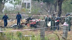 Pilot Killed As 2 Surya Kiran Aircrafts Collide And Crash During Aero India Show