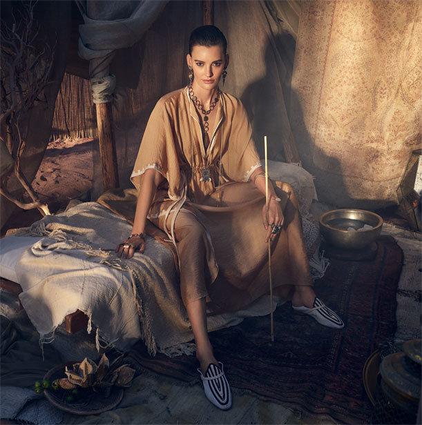 Zara dévoile une collection printemps-été 2019 aux tonalités