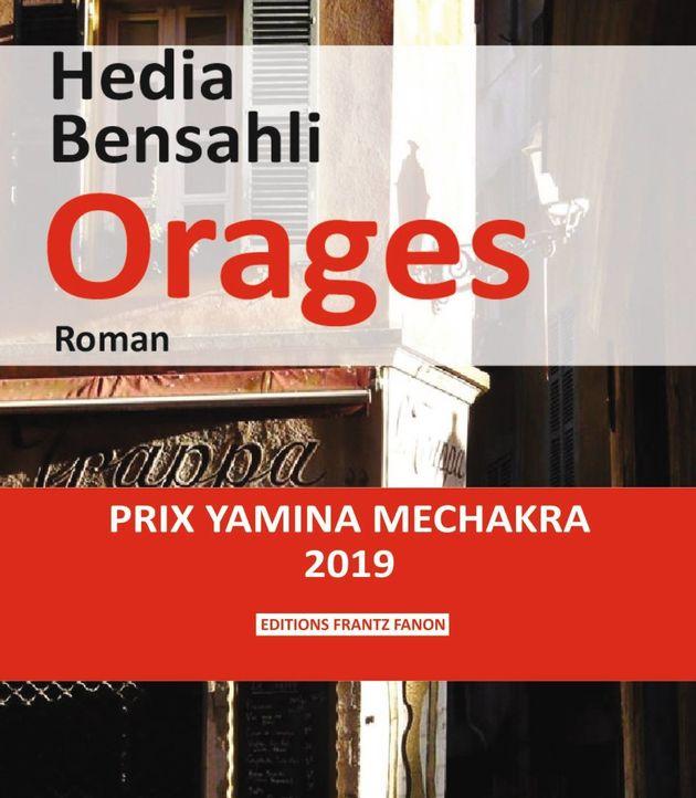 Orages de Hedia Bensahli, un roman à faire chavirer la