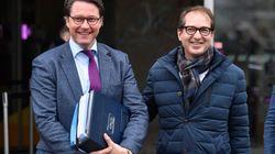 Grüne werfen CSU-Verkehrsministern Begünstigung von Bayern
