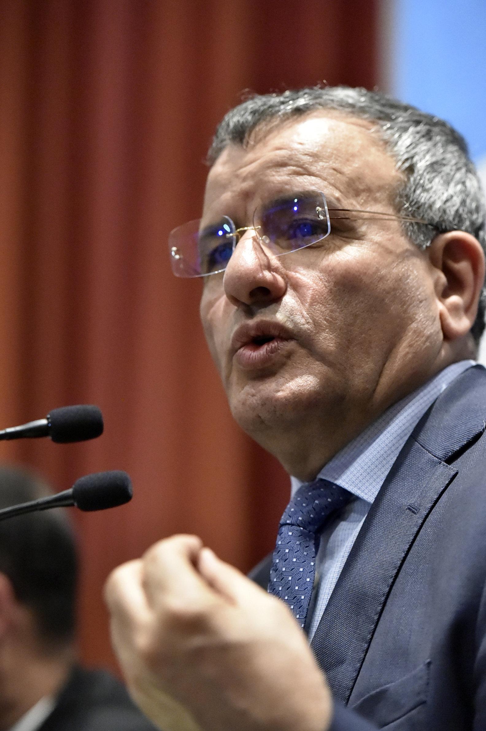 Ali Ghediri ne prendra pas part au sommet de