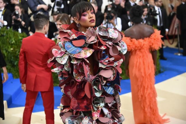 31 Times Rihanna Had Completely Run Out Of F***s To