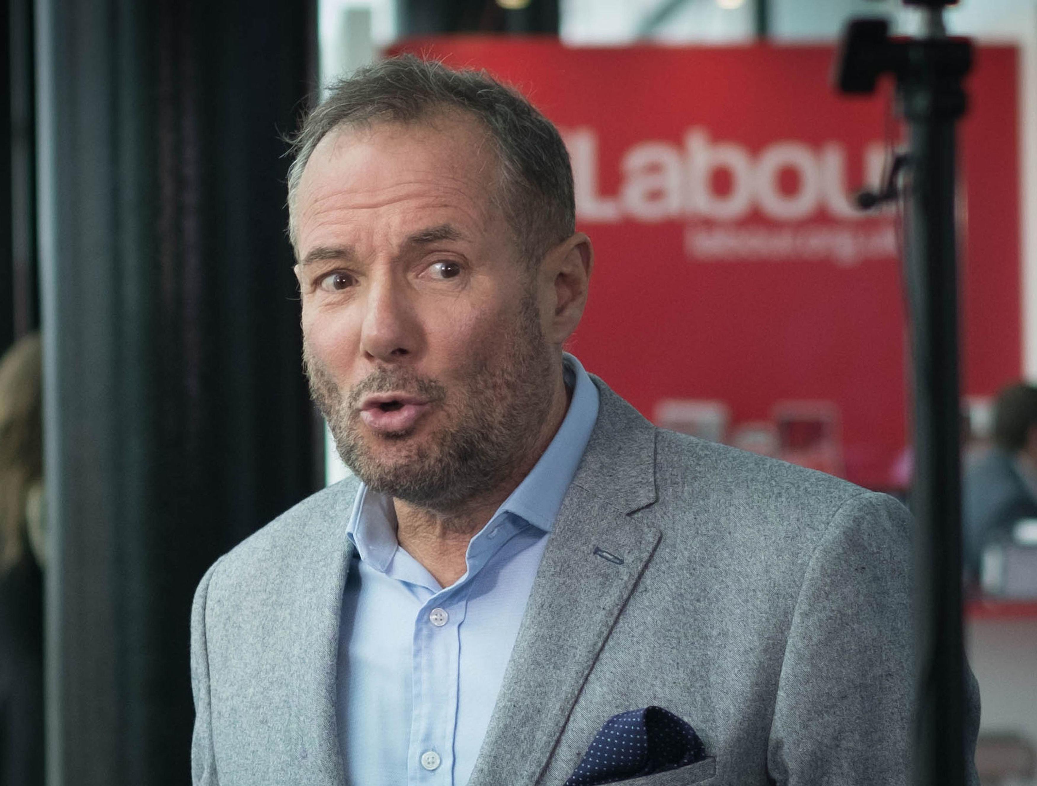 Derek Hatton Brands Labour Splitters 'Pathetic' As He Rejoins Party After 34