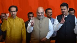 Alliance With BJP Shows Shiv Sena Is As Desperate As Modi's