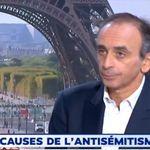 Interrogé sur l'antisémitisme ambiant en France, Éric Zemmour enflamme la toile avec de nouveaux propos