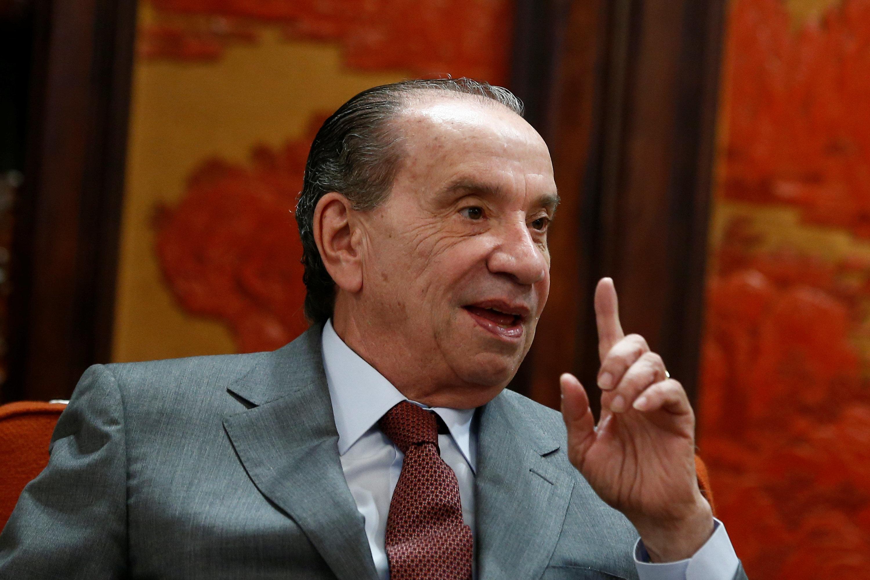 A Polícia Federalfaz buscas em endereços ligados ao ex-senador e chanceler Aloysio...