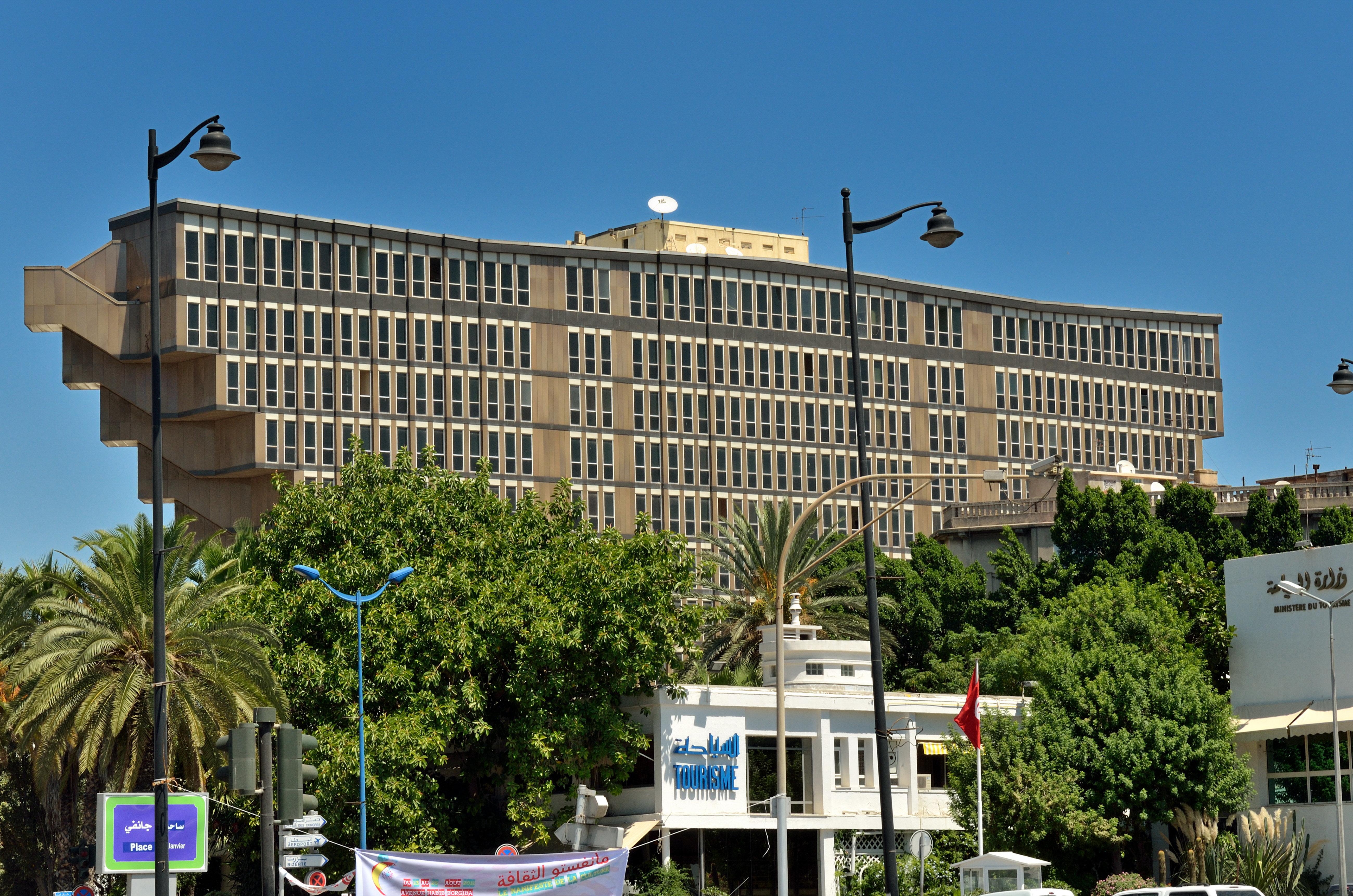 Démolition de l'hôtel du Lac: La municipalité de Tunis