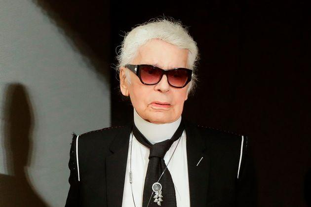 칼 라거펠트가 85세의 나이로 세상을