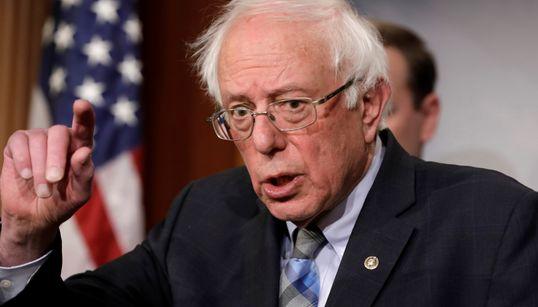 Bernie Sanders Kandidatur ist eine Gefahr für Trump – selbst wenn sie