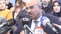 Présidentielles 2019: Bedoui pointe du doigt les