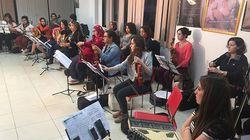Vers la création d'un orchestre symphonique