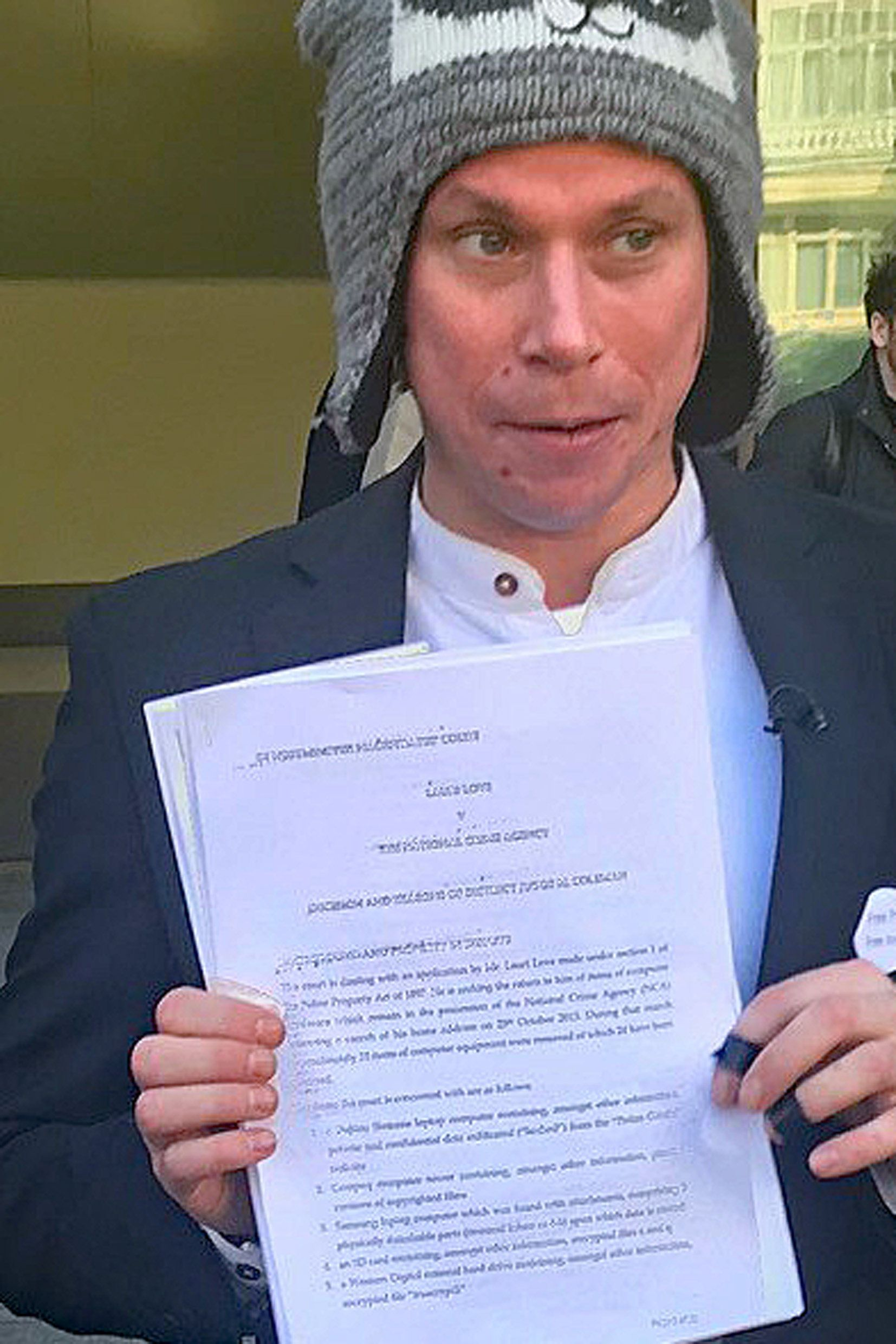 Alleged Cyber-Hacker Lauri Love Loses Bid To Have Seized Computers