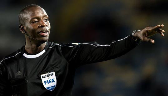 Football: Un trio arbitral sénégalais dirigera un match de la
