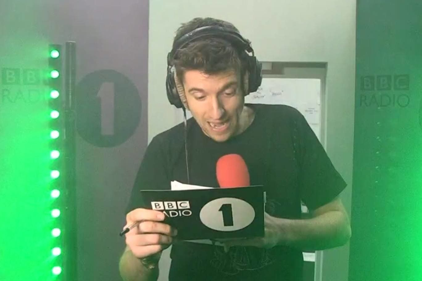 Greg James Has Made It Out Of The Radio 1 Escape Room – Here's How He Cracked The