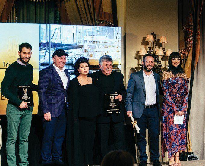 Χρυσοί Σκούφοι 2019: Αυτά είναι τα καλύτερα εστιατόρια της