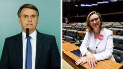 STF mantém decisão que obriga Bolsonaro a indenizar Maria do