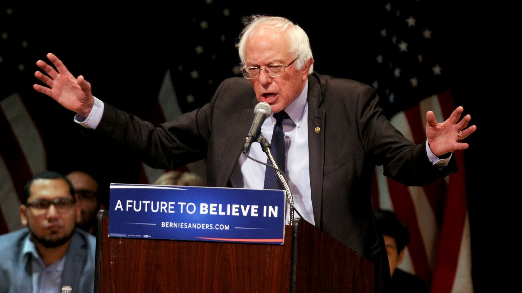 Why Bernie Sanders' Supporters Say He's Still The Right
