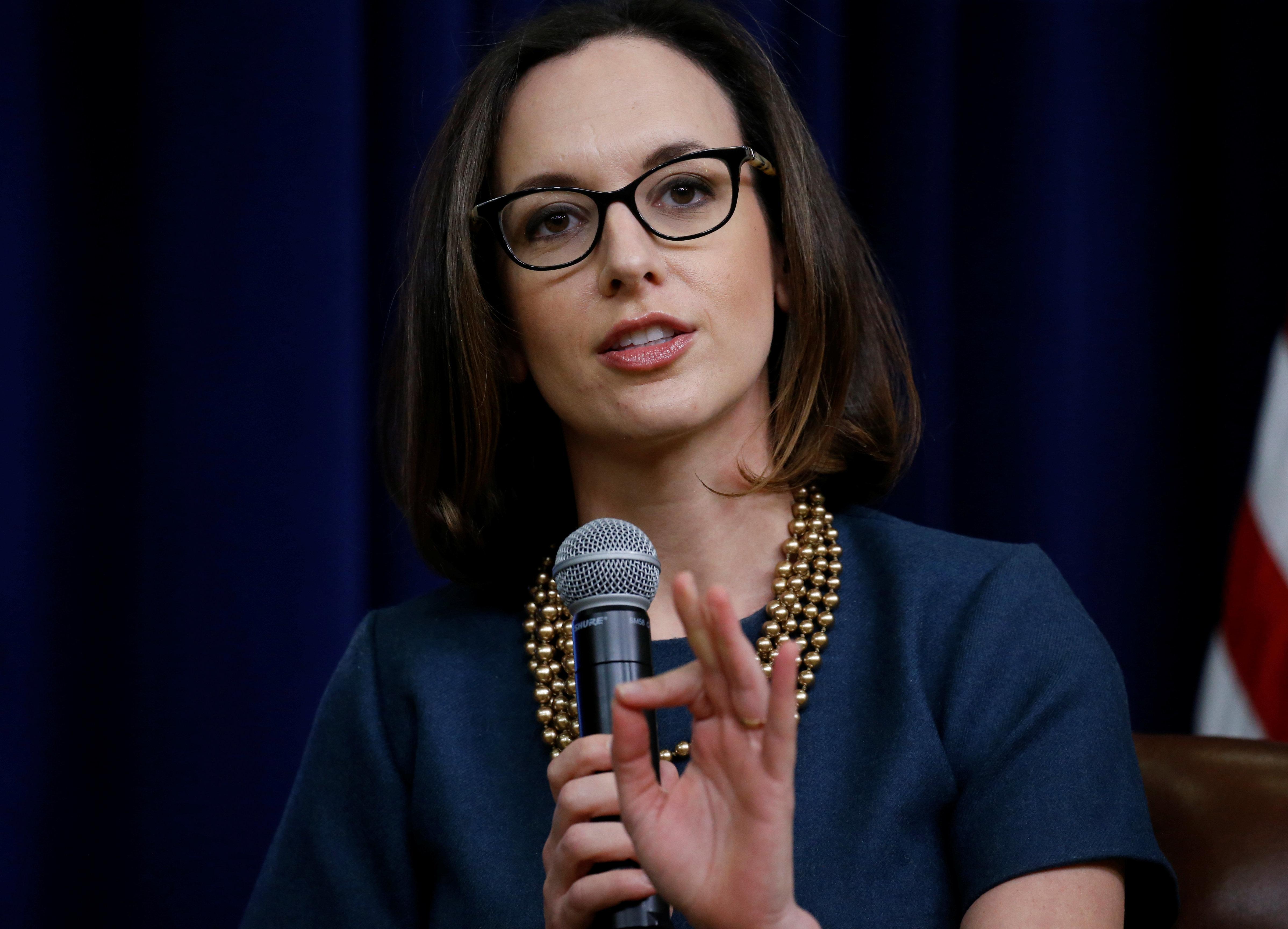 Ex-DOJ Spokeswoman Joining CNN as Political Editor