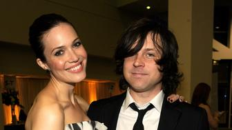 LOS ANGELES, CA - FEBRUARY 10:  (EXCLUSIVE COVERAGE) Mandy Moore and Ryan Adams attend The 2012 MusiCares Person Of The Year Gala Honoring Paul McCartney at Los Angeles Convention Center on February 10, 2012 in Los Angeles, California.  (Photo by Kevin Mazur/WireImage)