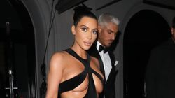 Kim Kardashian Shreds Fast Fashion Brand Fashion Nova For Mugler Dress