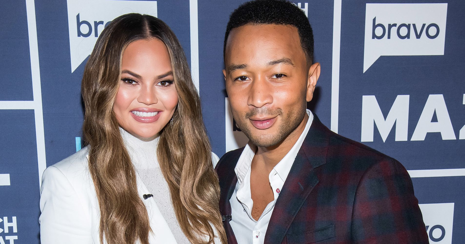 John Legend Says He Doesn't Get Much Input On Chrissy Teigen's Hilarious Tweets