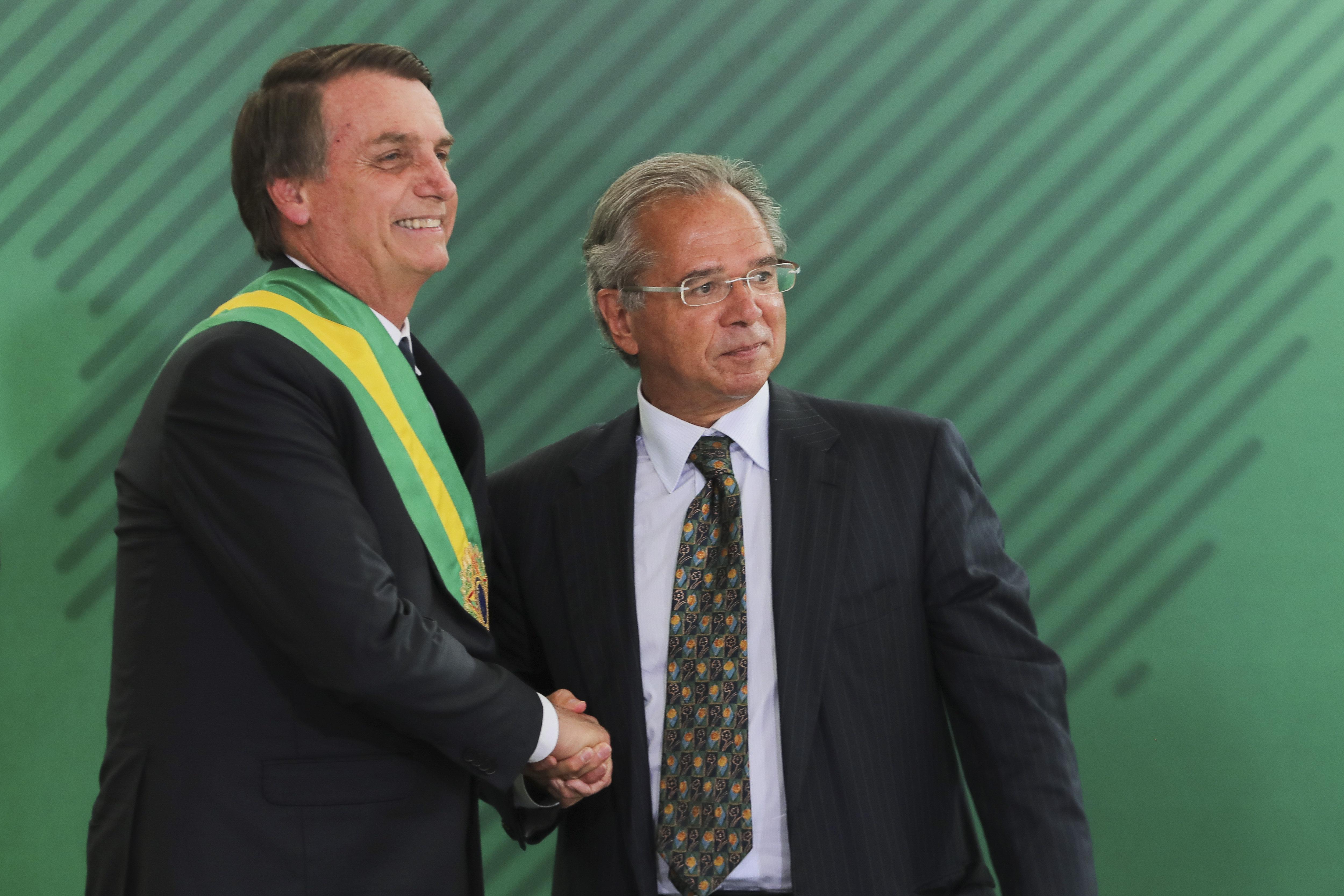 Elaborada pela equipe de Paulo Guedes, a proposta de emenda à Constituição da reforma...